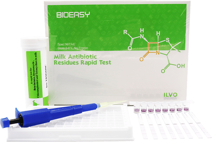 Тесты Rapid Test for Chloramphenicol